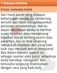7 Rahasia Wanita screenshot 5/6