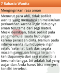7 Rahasia Wanita screenshot 6/6