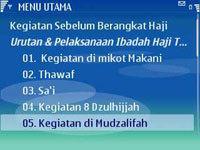 Doa Manasik Haji with sounds screenshot 1/1