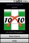 10x10 the board filling game screenshot 1/6