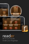 Reader Lite : Powerful eBook Reader for iPhone and iPod Touch screenshot 1/1
