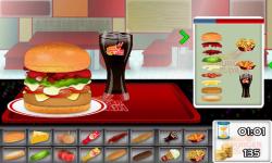 Burger Dash screenshot 3/5