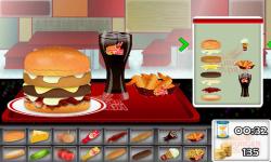 Burger Dash screenshot 4/5