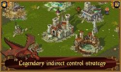 Majesty Fantasy Kingdom Sim Gold screenshot 1/5