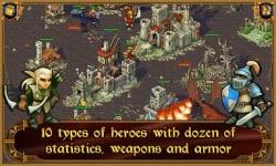 Majesty Fantasy Kingdom Sim Gold screenshot 2/5
