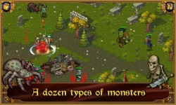 Majesty Fantasy Kingdom Sim Gold screenshot 3/5