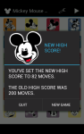 MICKEY MOUSE MEMORY GAMES screenshot 2/6