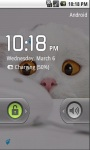 Cute Kitty And Mouse Live Wallpaper screenshot 5/5