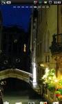 Venice Small Canal Live Wallpaper screenshot 1/6