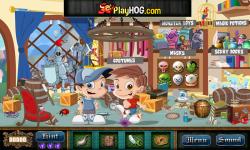 Free Hidden Object Game - Peek a Boo screenshot 3/4
