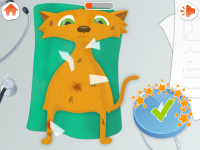 Pet Doctor - Kids Game screenshot 2/6