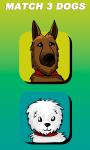 Match 3 Dogs screenshot 4/4
