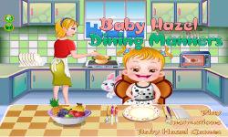 Baby Hazel Dining Manners screenshot 1/6