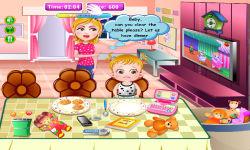 Baby Hazel Dining Manners screenshot 3/6
