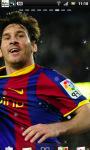 Lionel Messi Live Wallpaper 2 screenshot 3/3
