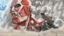Shingeki no Kyojin Wallpaper screenshot 3/3
