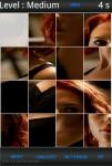Scarlett Johansson Puzzle screenshot 3/6