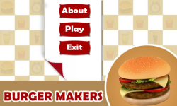 New Burger Maker-Cooking game screenshot 1/6