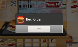New Burger Maker-Cooking game screenshot 4/6