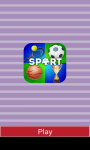 4 Pics 1 Sport screenshot 6/6