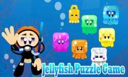Jellyfish Puzzle Game - Guide Baby Jellyfish Save screenshot 1/6