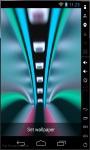 Holo Tunnel Live Wallpaper screenshot 1/2
