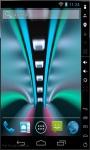 Holo Tunnel Live Wallpaper screenshot 2/2
