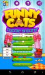 Funny Cats Bubble Shooter screenshot 2/6
