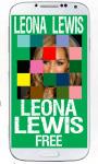 Leona Lewis Puzzle Games screenshot 2/6