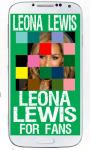 Leona Lewis Puzzle Games screenshot 6/6