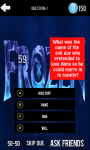 Frozen Quiz screenshot 5/6