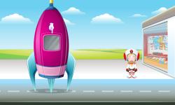 New Born Baby Space Adventure screenshot 4/6