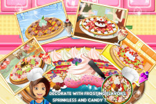Ice Cream Pizza screenshot 2/3