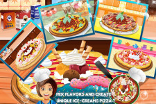 Ice Cream Pizza screenshot 3/3