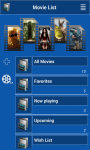 Movie List Plus screenshot 1/6