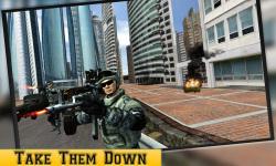 Swat Sniper: City War screenshot 2/5