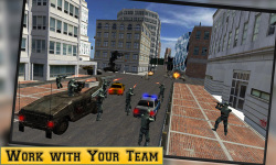 Swat Sniper: City War screenshot 3/5