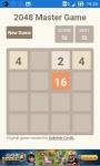 2048 Puzzle Games screenshot 2/4