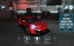 Furious Racing opened screenshot 5/6