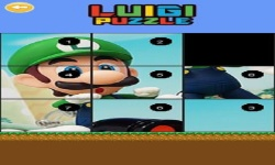 Luigi Puzzles screenshot 1/6