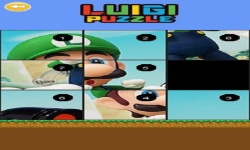 Luigi Puzzles screenshot 2/6