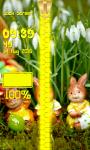 Easter Zipper Lock Screen Best screenshot 5/6