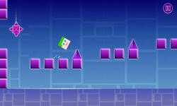 geometry jump dash screenshot 2/6