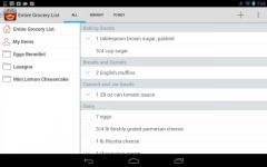 Paprika Recipe Manager secure screenshot 2/6