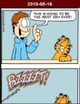 Garfield Comic Strip Reader screenshot 1/1