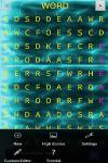 WordSearch Freak screenshot 1/4