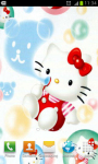 HD Hello Kitty Live Wallpapers screenshot 2/6