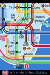 NYC Subway KICKMap Lite screenshot 1/1