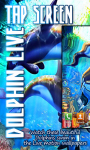 Tap Screen Dolphins Swim Live free screenshot 1/4