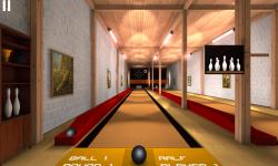 Ninepin Bowling screenshot 1/4